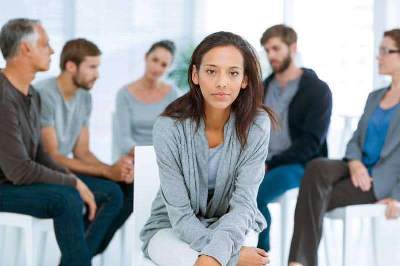 group therapy for behavioral problems