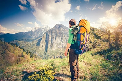 experiential therapy wilderness hiking outdoors